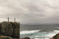 Coast and sea Stock Photography