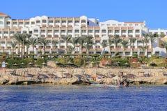 Coast Sharm El Sheikh resort Stock Photos
