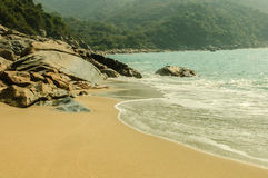 Coast of shenzhen Royalty Free Stock Images