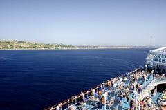 The coast of Sicily Royalty Free Stock Photos