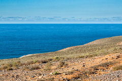 Coast in Sidi Ifni, Morocco Stock Images
