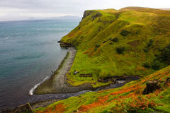 COAST OF SKYE ISLAND, SCOTLAND Stock Images