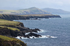 Coast at Slea Head Drive Royalty Free Stock Image