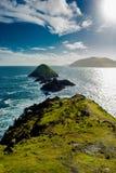 Coast Of Slea Head in Kerry In Ireland Stock Photography