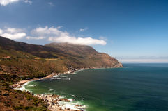 Coast in South Africa Royalty Free Stock Images