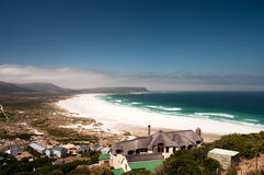 Coast in South Africa. Coast near Cape Town - South Africa Royalty Free Stock Images