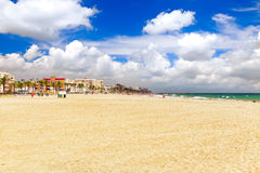 Coast in Spain. Stock Photography
