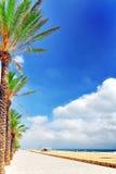 Coast in Spain. Stock Image