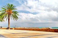Coast in Spain. Royalty Free Stock Photos