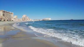coast spanjor Royaltyfria Bilder
