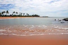 The coast from sri lanka Royalty Free Stock Photography
