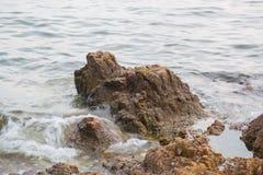 Coast stones Stock Photo