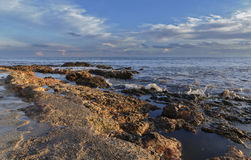 On the coast Royalty Free Stock Photography
