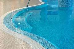 Coast of swimming pool