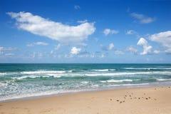 The coast of Tel Aviv Stock Photo