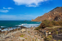 Coast in Tenerife island - Canary Spain Royalty Free Stock Image