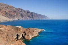 Coast of Teno Royalty Free Stock Image
