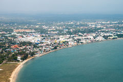 Coast of Thailand Royalty Free Stock Images