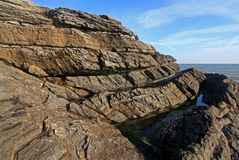 Coast of Torquay Royalty Free Stock Photography