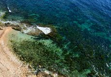 Coast of Torrevieja. Stock Photo