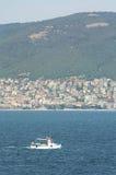 Coast town of Sveti Vlas. Black Sea, Bulgaria. Stock Photography