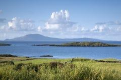 Coast at Tully Cross, Connemara National Park Royalty Free Stock Photo