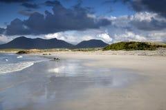 Coast at Tully Cross, Connemara National Park, County Galway Stock Photos