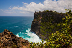Coast at Uluwatu, Bali, Indonesia Stock Image