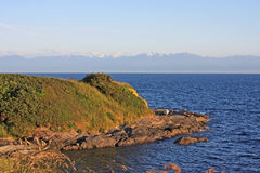 Coast of Vancouver Island Stock Images