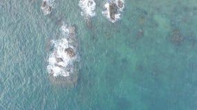 Coast of Vietnam at Monkey Island. The coast of Vietnam near the Monkey Island Royalty Free Stock Photos
