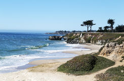 Coast view, California Stock Photo