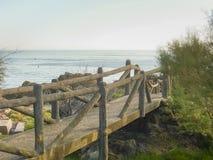 Coast View of Piriapolis Stock Photos