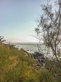 Coast View of Piriapolis Stock Photo