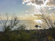 Coast View of Piriapolis Royalty Free Stock Photography