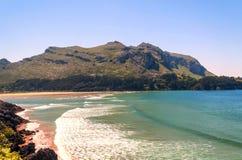 Coast of Vizcaya Royalty Free Stock Photo