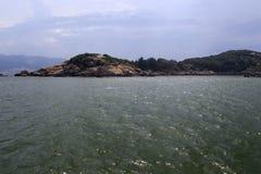 Coast of zhangzhou Royalty Free Stock Image