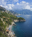 Coastal Amalfi, Italy Royalty Free Stock Images