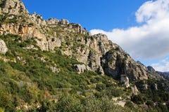 Coastal Amalfi, Italy Royalty Free Stock Photos