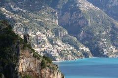 Coastal Amalfi, Italy Stock Image
