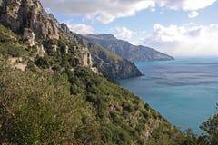 Coastal Amalfi, Italy Royalty Free Stock Image