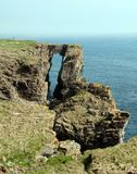 A Coastal Arch Stock Photography