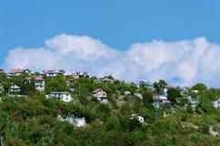 Coastal Area. Houses in Coastal Area, Varna, Bulgaria Stock Images