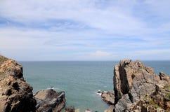 The coastal areas of Fujian, china Royalty Free Stock Photos