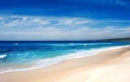 Coastal Beauty Stock Image