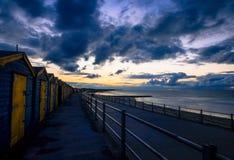 Coastal Blues Royalty Free Stock Photos