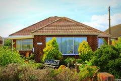 Coastal bungalows Kent United Kingdom Stock Photography