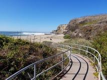 Coastal Cali Life stock image