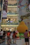 The coastal city mall in NANSHANG SHENZHEN Stock Photos