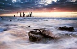 Coastal Colour royalty free stock images
