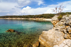 Coastal Croatia Royalty Free Stock Photography